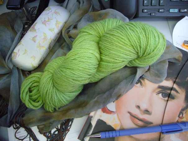 Green Yarn 2009-10
